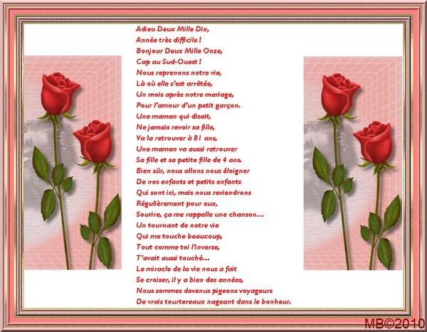 1 - Poeme 60 Ans De Mariage Noces De Diamant