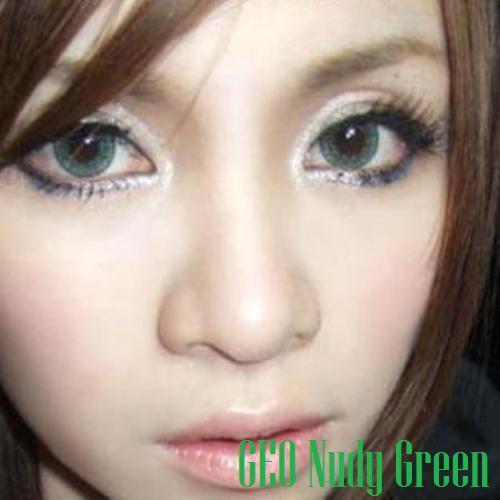 Geo Nudy green