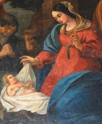 Marie veille sur lui