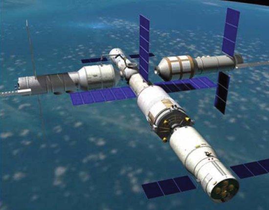 La Chine réussit son premier rendez-vous spatial