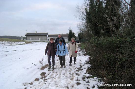 Paula, Micheline, Philippe, Michèle