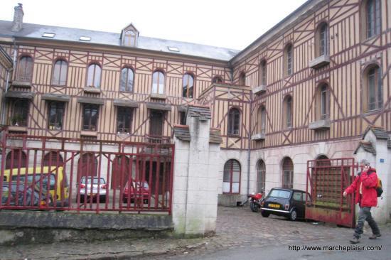 Maison à Courcelles sur Viosne