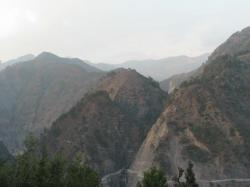 Montagnes Ramban