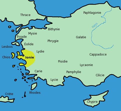 Carte Turquie Kusadasi.Histoire De Kusadasi