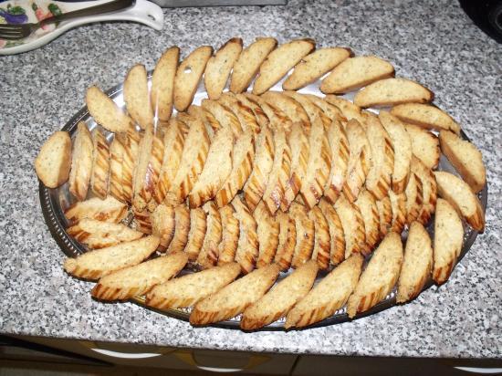 fekkas (gateaux marocain). gateaux