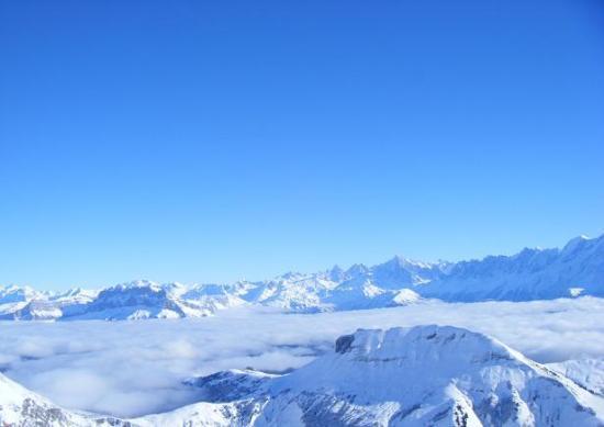 Se faire plaisir au ski avec des amis