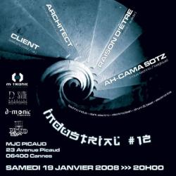 Industrial festival 12 - Cannes