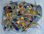 Les taches oranges - 1988