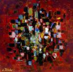 Composition rouge - 1989