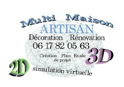 Multi maison - Simulation decoration interieure ...
