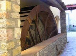 Les Moulins à huile à roues à aube de Carcès (83)