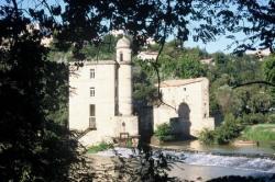 Le moulin Cordier, Béziers (34)