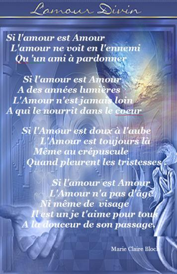 image amour divin