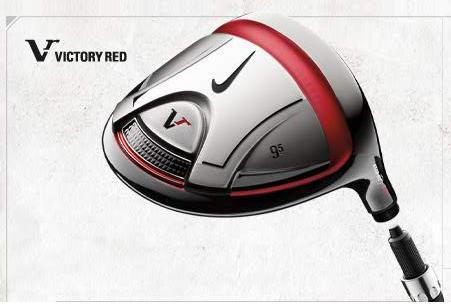 Driver Nike Victory Red STR8 FIT-TOUR
