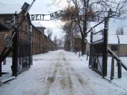 Entrée Auschwitz I