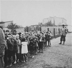 Enfants déportés vers Chelmno
