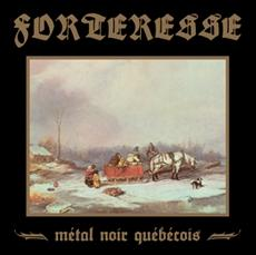 Forteresse - Metal noir quebecois LP