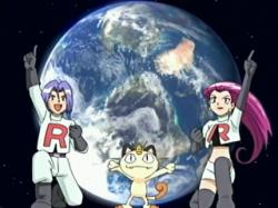 Team Rocket: Jessie, James