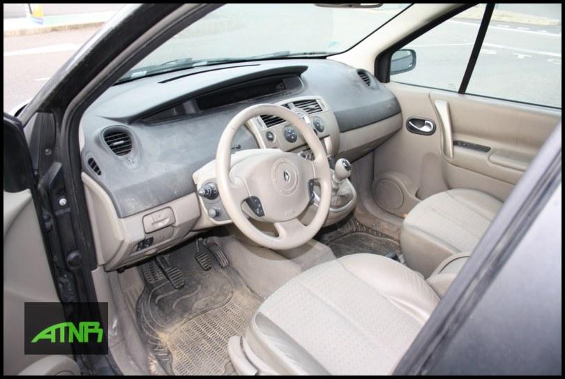 Int rieur autonet31 vs sc nic ii cuir beige showroom page 2 - Comment nettoyer siege voiture tres sale ...