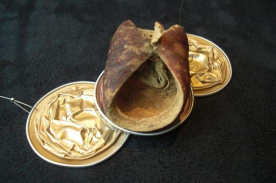 collier avec capsules nespresso