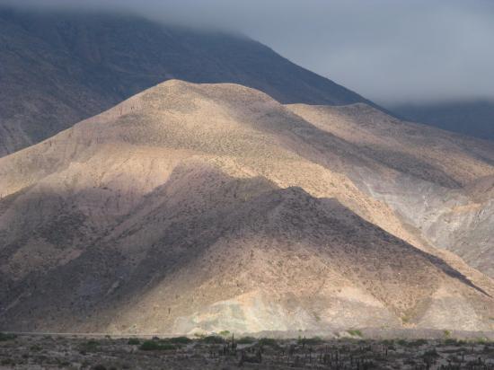 Paysages superbes du Chili