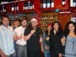 Navidad con los companeros de trabajo - Ushuaia