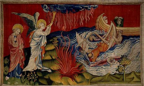 L 39 apocalypse la fin d 39 un monde - Qu est ce que la tapisserie de bayeux ...