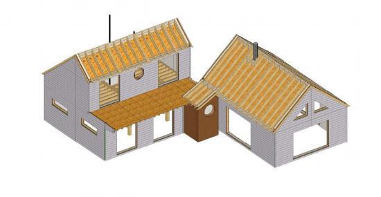 plan 3D constructeur