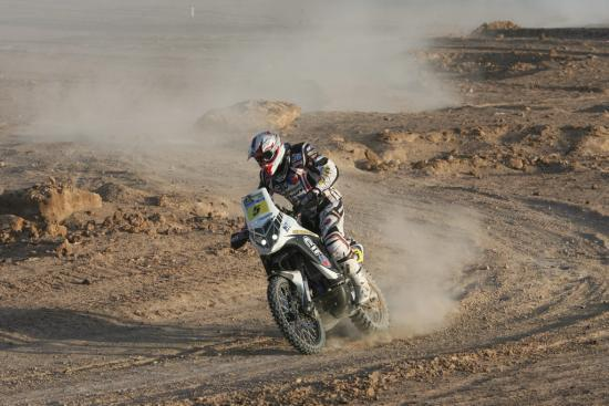 David Casteu Dakar 2011