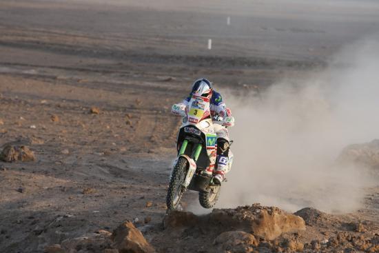Lopez Contardo Dakar 2011