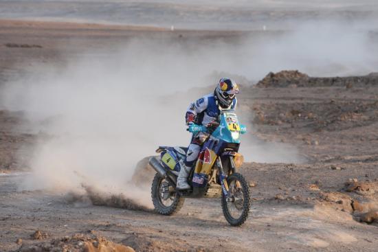 Rodrigues Dakar 2011