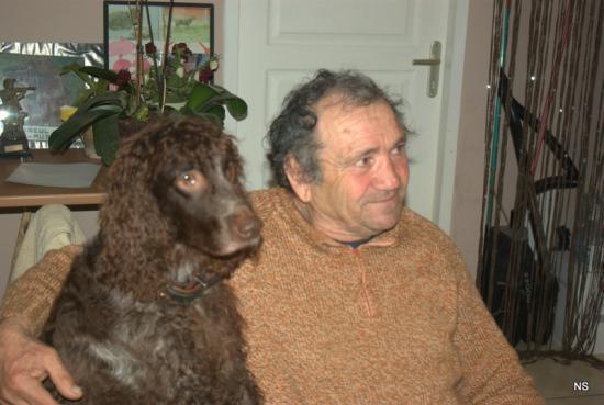 Dvorah et Mr Jean Moles