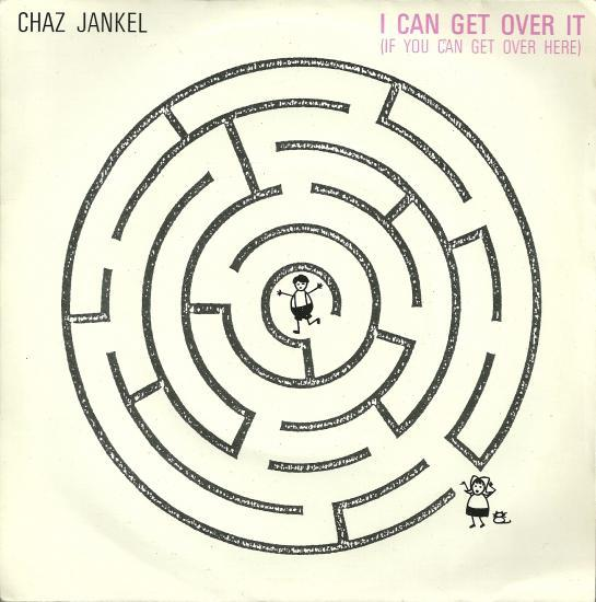 Chaz Jankel Featuring Brenda Jones Youre My Occupation