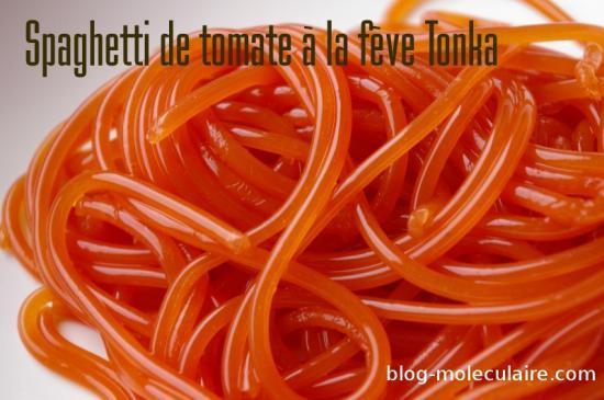 Ii une avanc e technologique - Spaghetti cuisine moleculaire ...