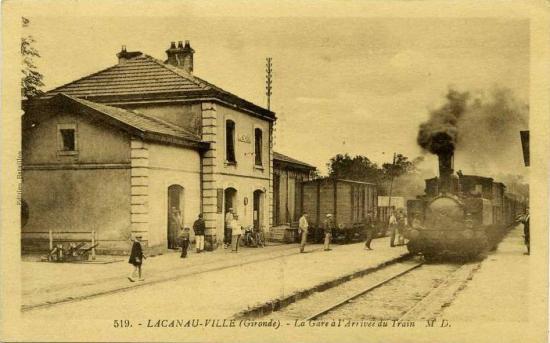 Lacanau-Ville
