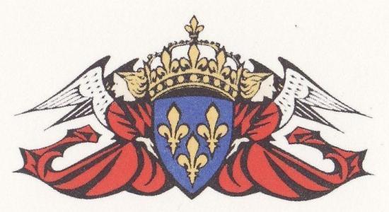 Légitimisme dynastique dans Querelles dynastiques Armoiries_Maison_de_France