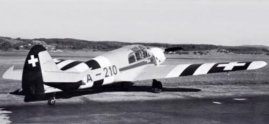 Messerschmitt Bf 108