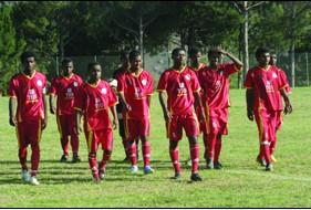 BAREA DE MADAGASCAR U20
