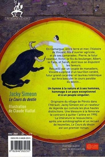 Roman de Jacky Simeon