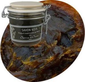 savon noir shampoing