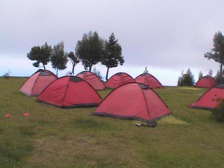Le camping de Jame Aventure