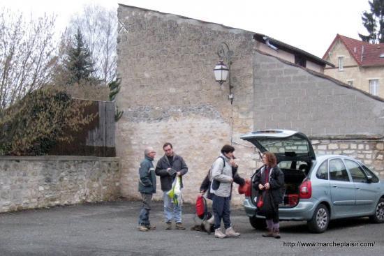 Jean, Bernard, Micheline, Janine