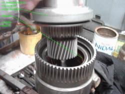 mécanisme coprs de piston