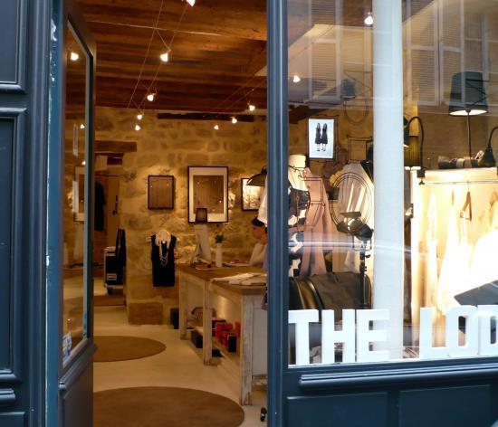 Shopping in le marais with an insider - Esprit boutiques paris ...