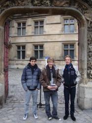 au Musée du Moyen-Age, Cluny-La-Sorbonne PARIS