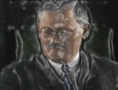 """Le regard fuyant de Vychinski lors d'un """"procès"""""""