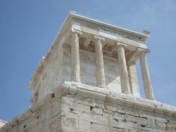 Temple d'Athéna Niké