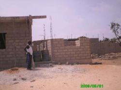 Construction école