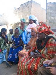 groupement de femmes