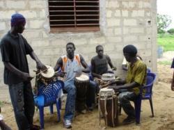 école et musiciens